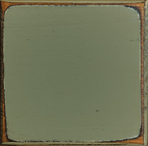 Vintage Creations Color Sample - Distressed Slate Green