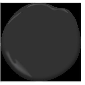 Katie's Black Color Sample