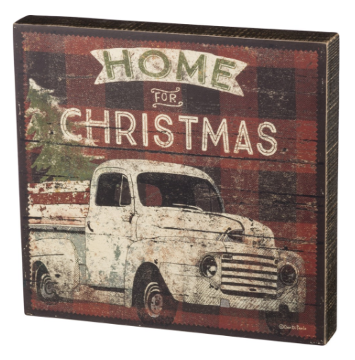 Primitive Country Christmas Decor