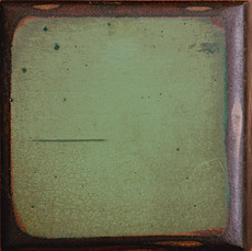Vintage Creations Color Sample - Antique Slate Green
